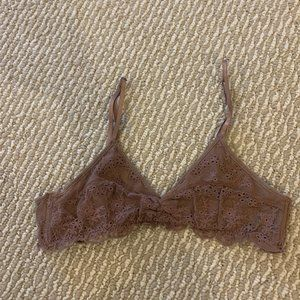 Lacey Triangle Bralette